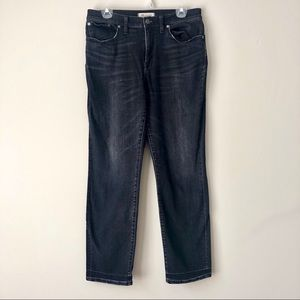 Madewell Dark Wash Cruiser Straight Jeans Size 29